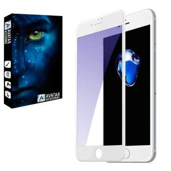 محافظ صفحه نمایش ANTI-BLUE LIGHT آواتار مدل ABI7PW-1 مناسب برای گوشی موبایل اپل IPHONE 7/8 PLUS