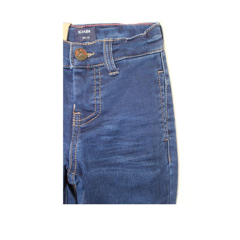 شلوار جین دخترانه کیابی مدل C1-VZ142 -  - 2