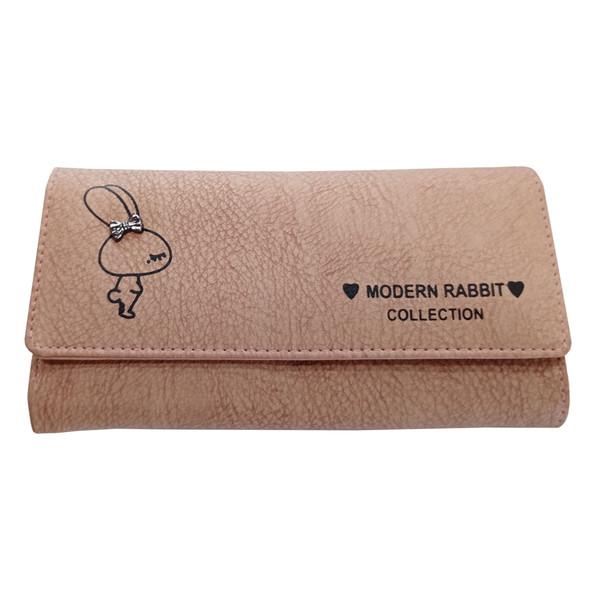 کیف پول زنانه طرح خرگوش