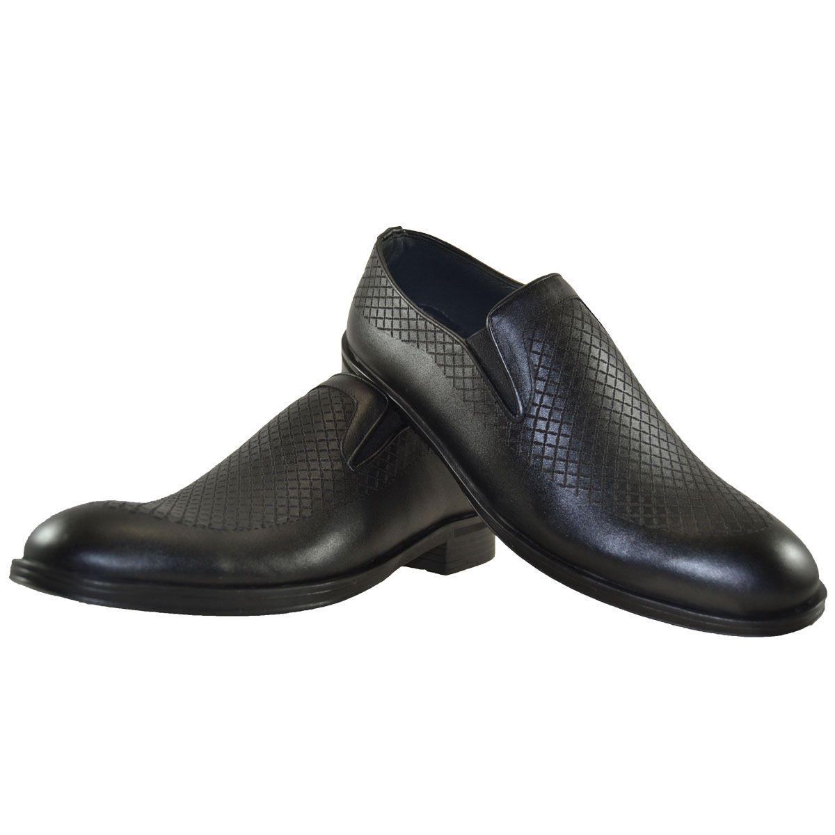کفش مردانه کد 234 -  - 1