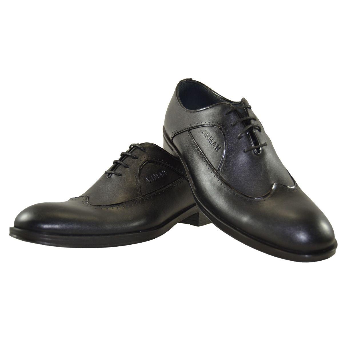 کفش مردانه کد 231 -  - 3