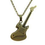 گردنبند طرح گیتار کد 062 thumb