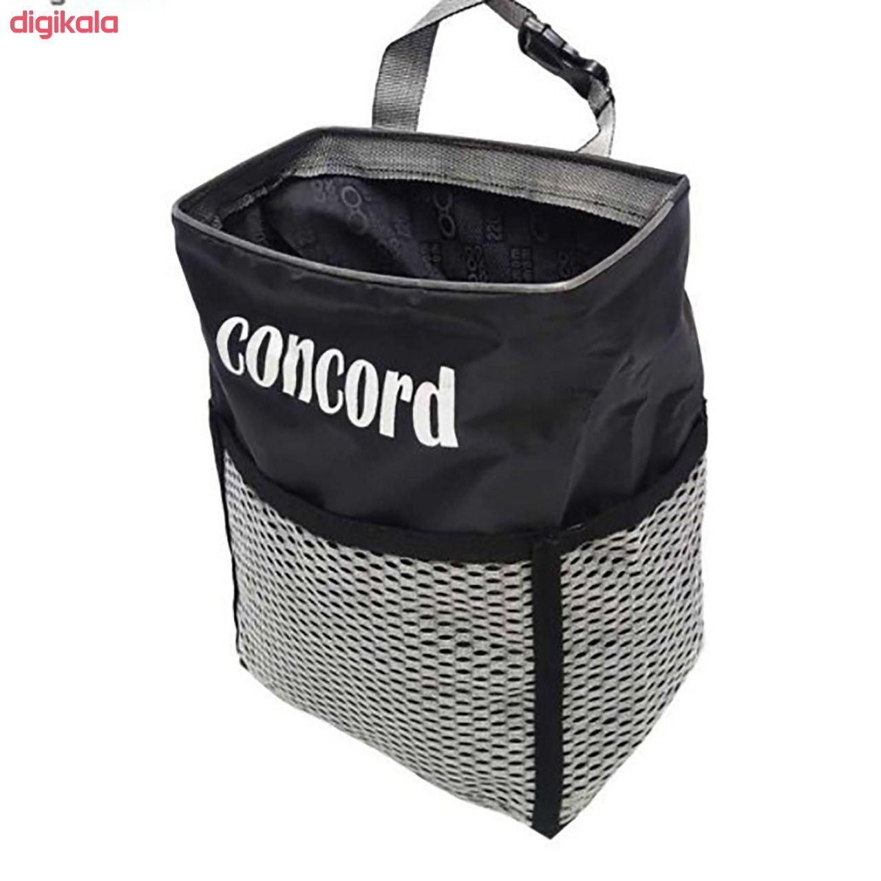 کیسه زباله خودرو کنکورد مدل CRD0012 main 1 2