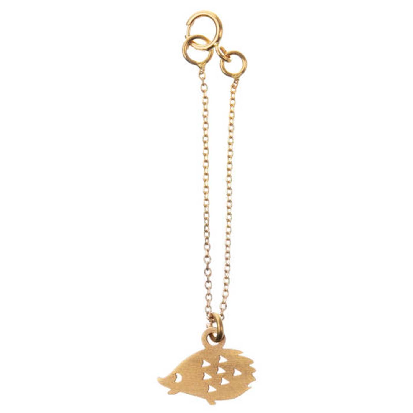 آویز ساعت طلا 18 عیار زنانه کانیار گالری کد AS126 -  - 1