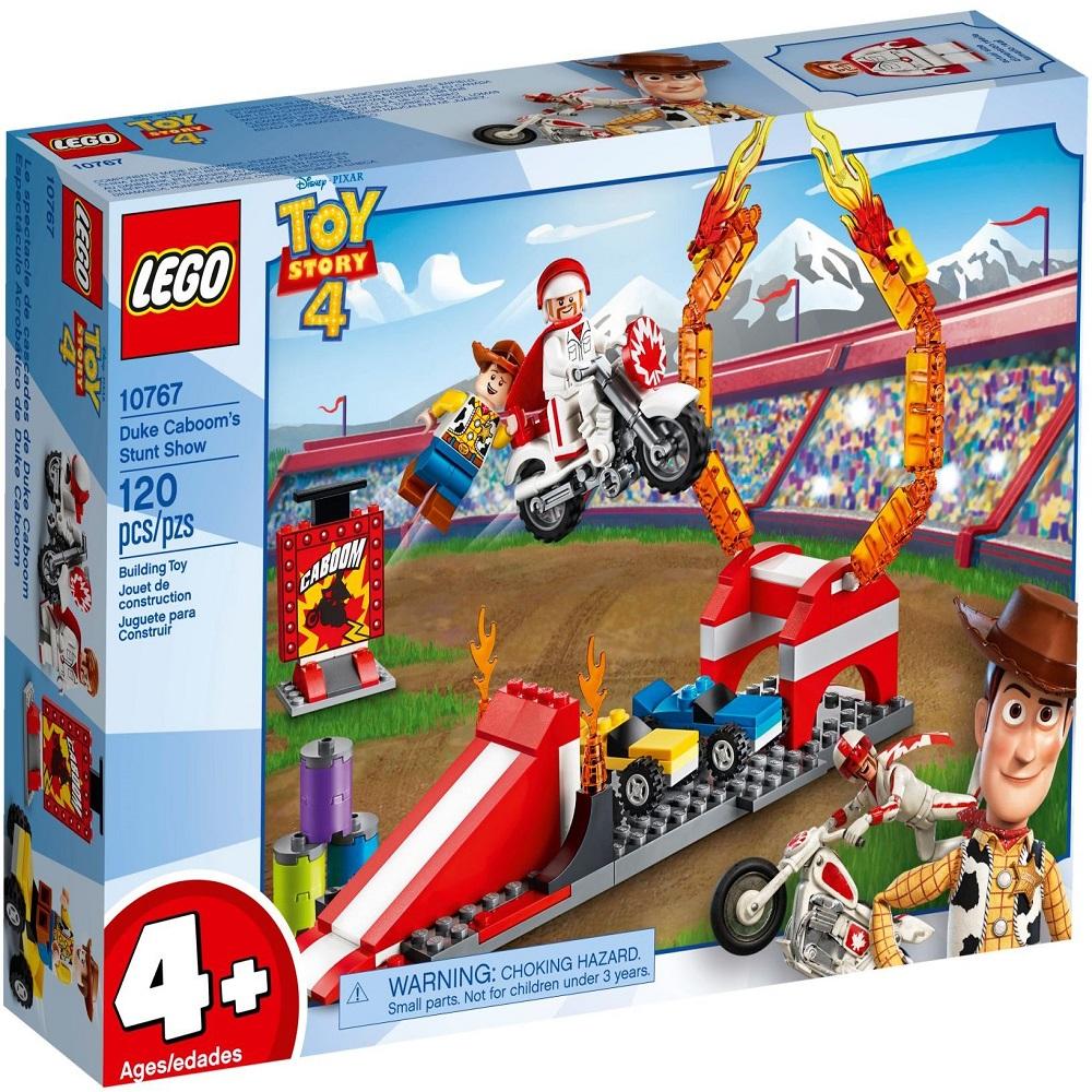 لگو سری toy story کد 10767 Duke Caboom's Stunt Show