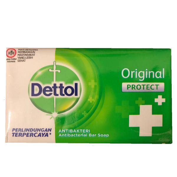 صابون ضد باکتری دتول مدل Original + وزن 65 گرم بسته 6 عددی