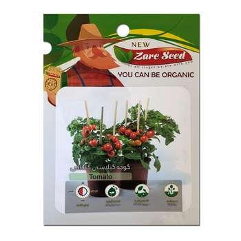 بذر گوجه گیلاسی گلدانی پاسارگاد کشت زارع کد zs197