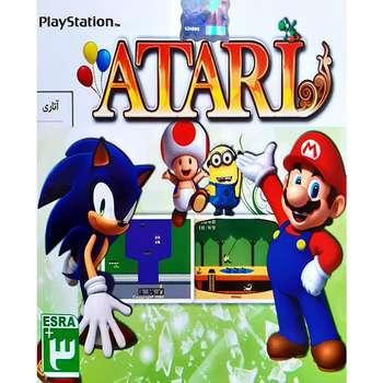 بازی ATARI مخصوص PS1