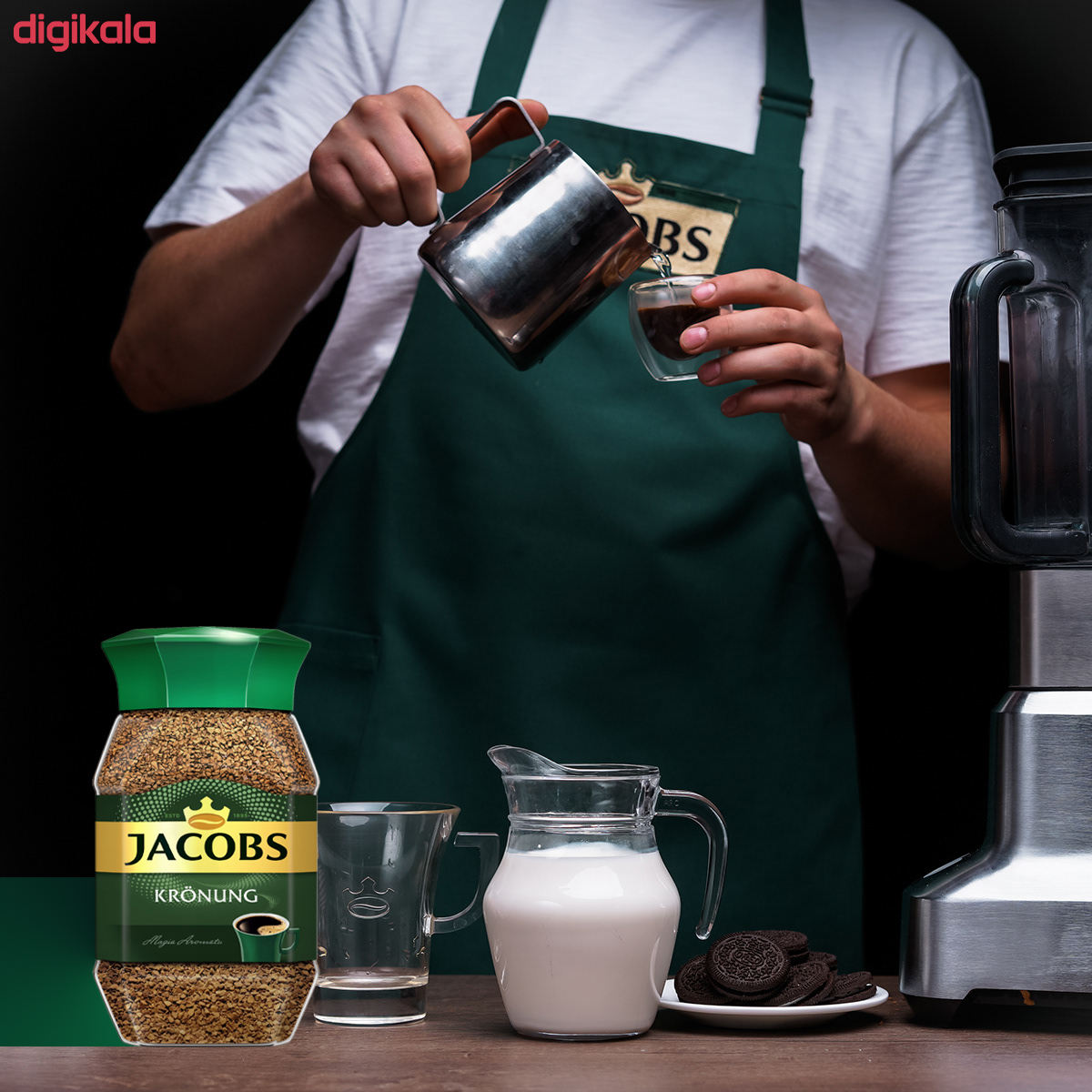 قهوه فوری جاکوبز کرونانگ 200 گرم main 1 1