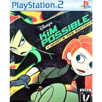 بازی KIM POSSIBLE  مخصوص PS2