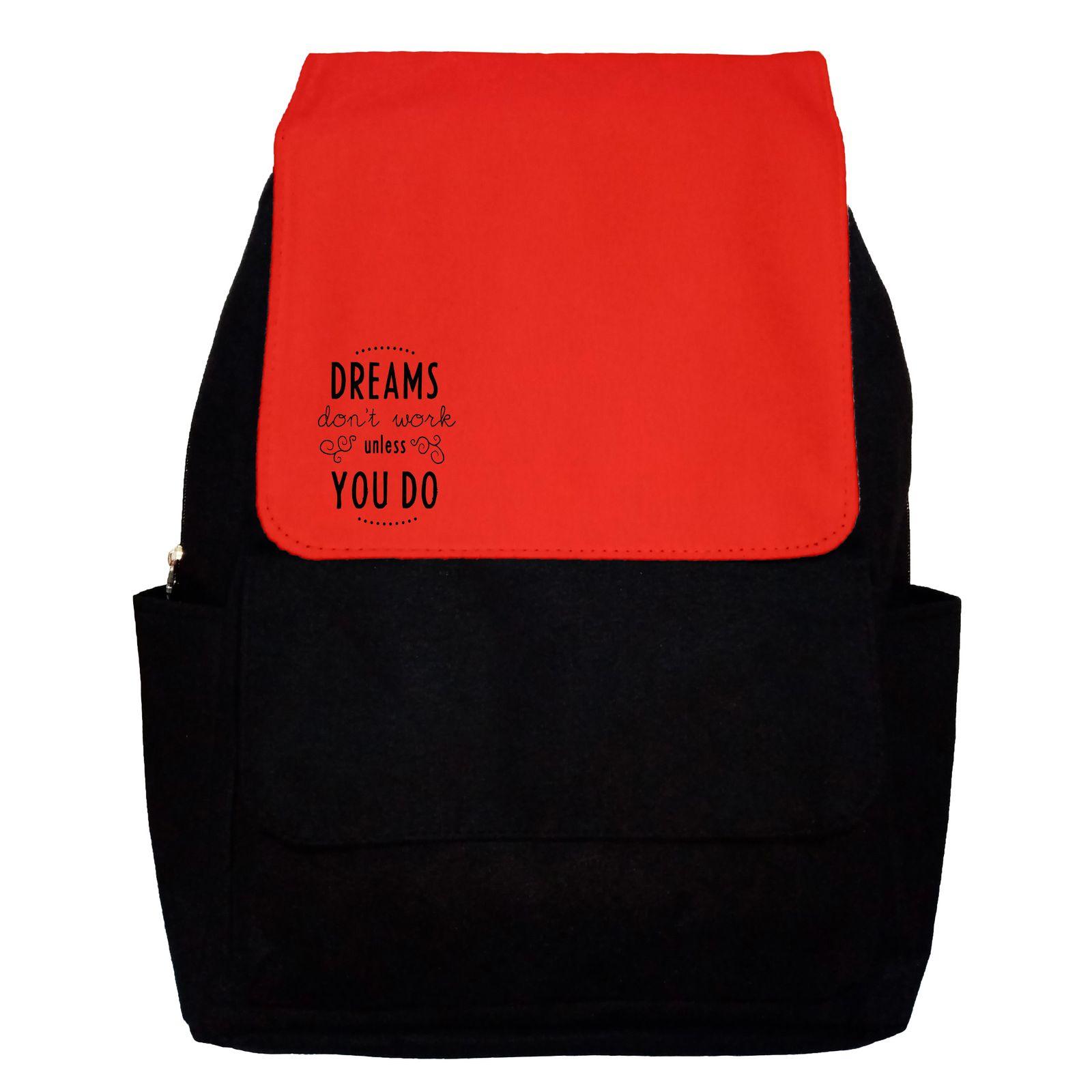 کوله پشتی طرح Dream مدل G11 -  - 5