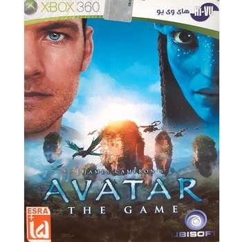 بازی AVATAR مخصوص XBOX 360
