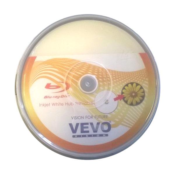 بلو ری خام ویوو ویژن مدل BD-R با ظرفیت 25 گیگابایت بسته 10 عددی