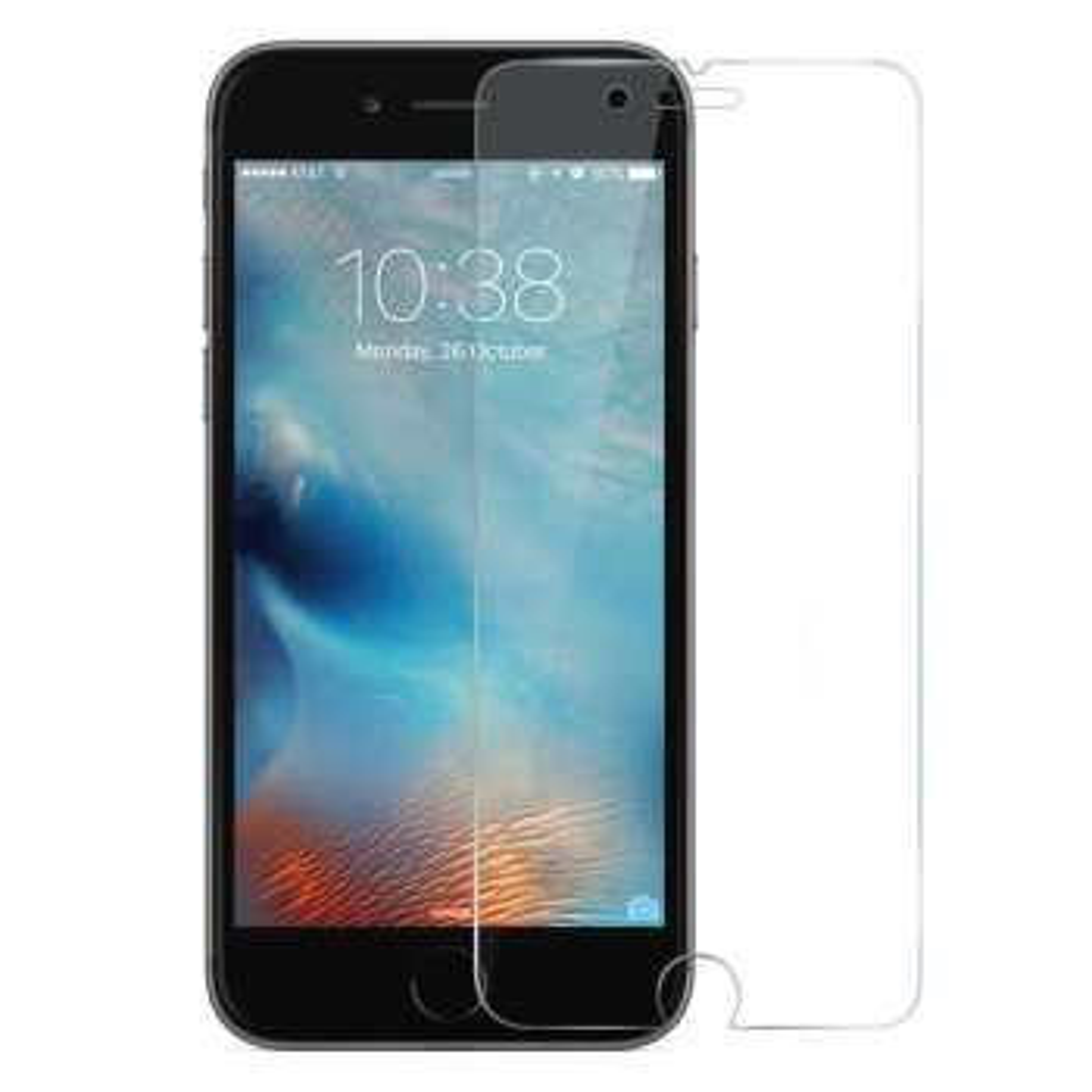 محافظ صفحه نمایش شیشه ای مدل پرمیوم مناسب برای گوشی موبایل اپل آیفون X