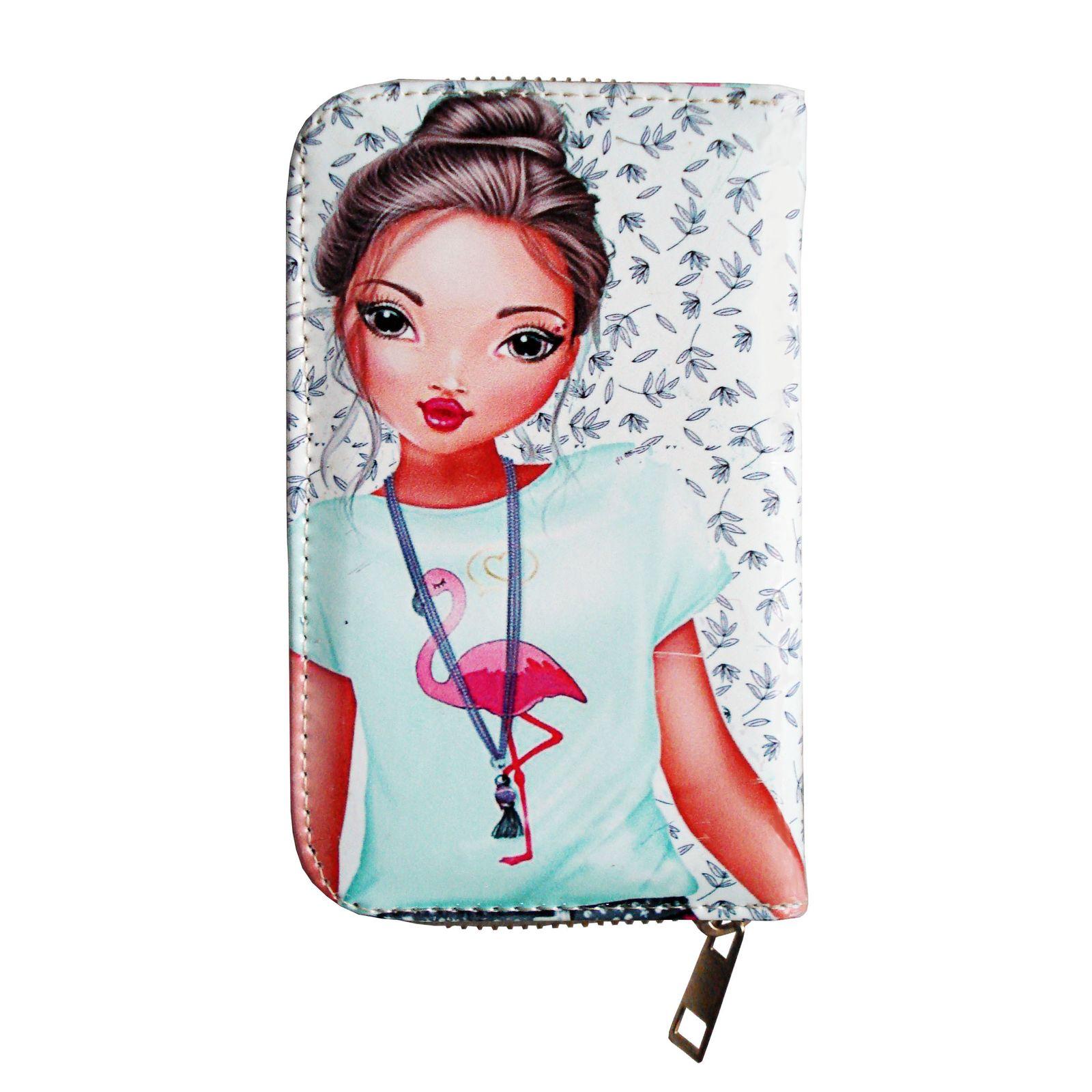 کیف پول دخترانه مدل DGS-020 -  - 2