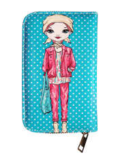 کیف پول دخترانه مدل DMN-102 -  - 2