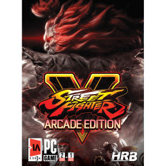 بازی Street Fighter V Arcade Edition مخصوص PC