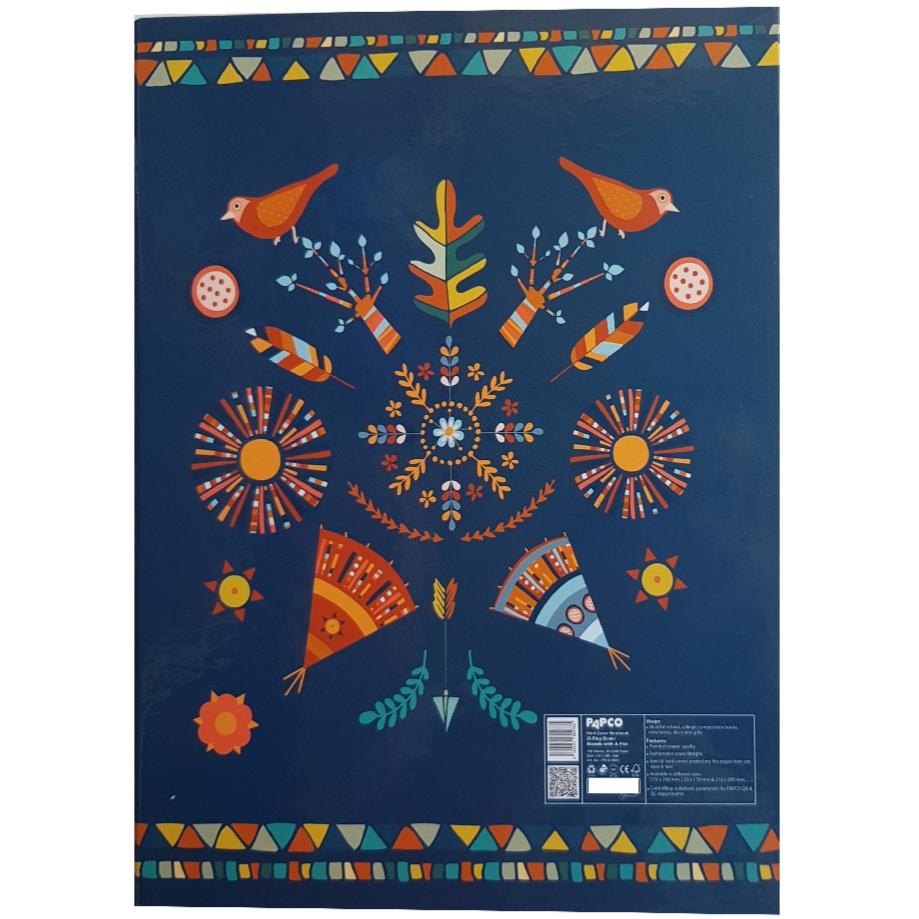 قیمت خرید دفتر کلاسوری پاپکو کد 4545983 اورجینال
