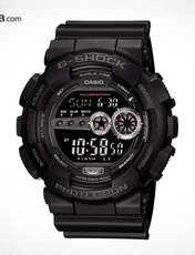 ساعت مچی دیجیتالی مردانه کاسیو جی شاک GD-100-1BDR -  - 1