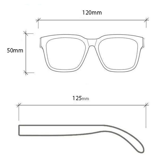 عینک آفتابی دخترانه کد 1177.3 -  - 1