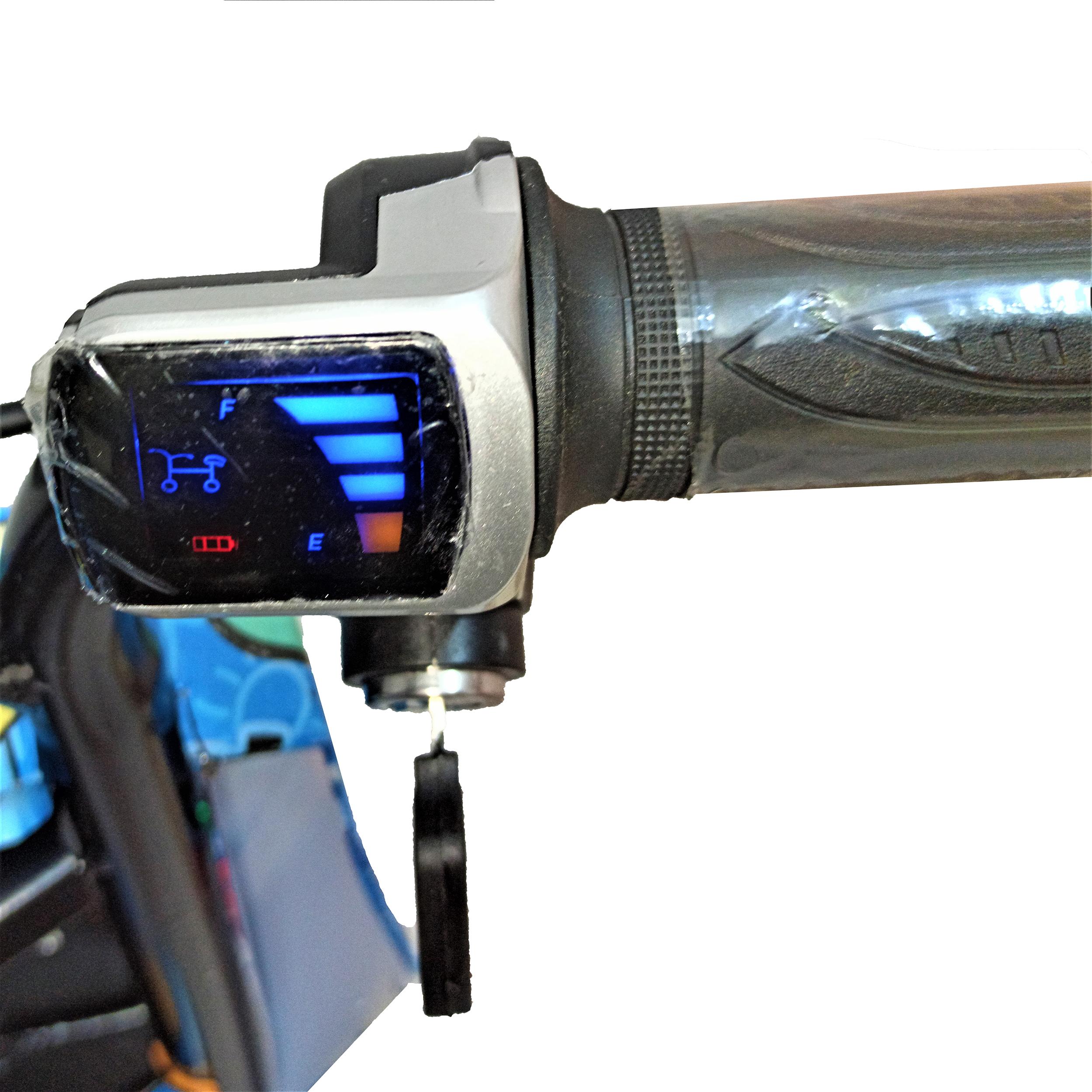 اسکوتر برقی طرح موتور دریفت