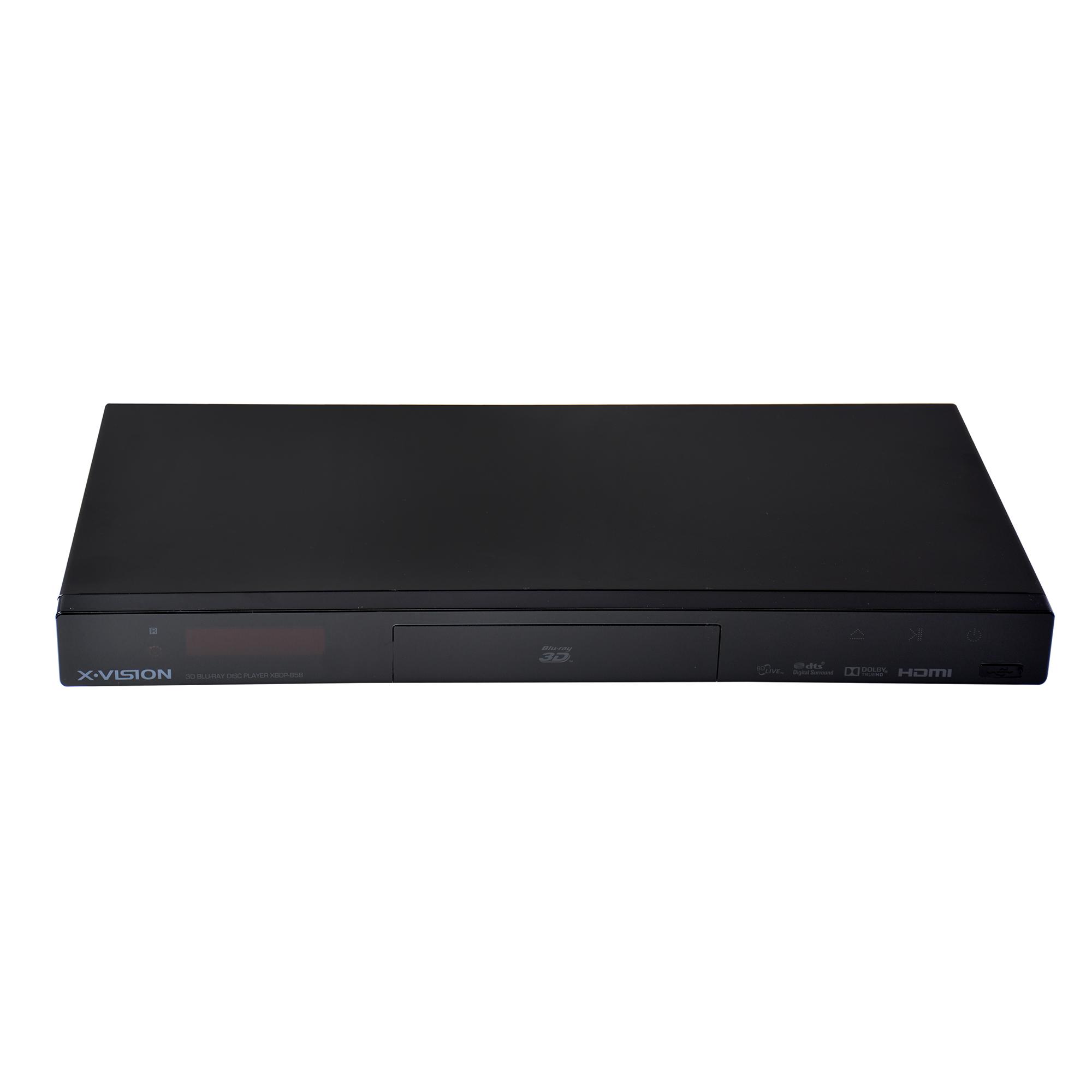 خرید اینترنتی پخش کننده ایكس ویژن مدل XBDP-858 اورجینال
