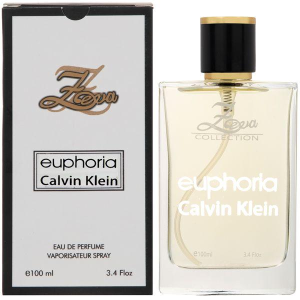 ادو پرفیوم زنانه زوا مدل Euphoria Calvin Klein حجم 100 میلی لیتر