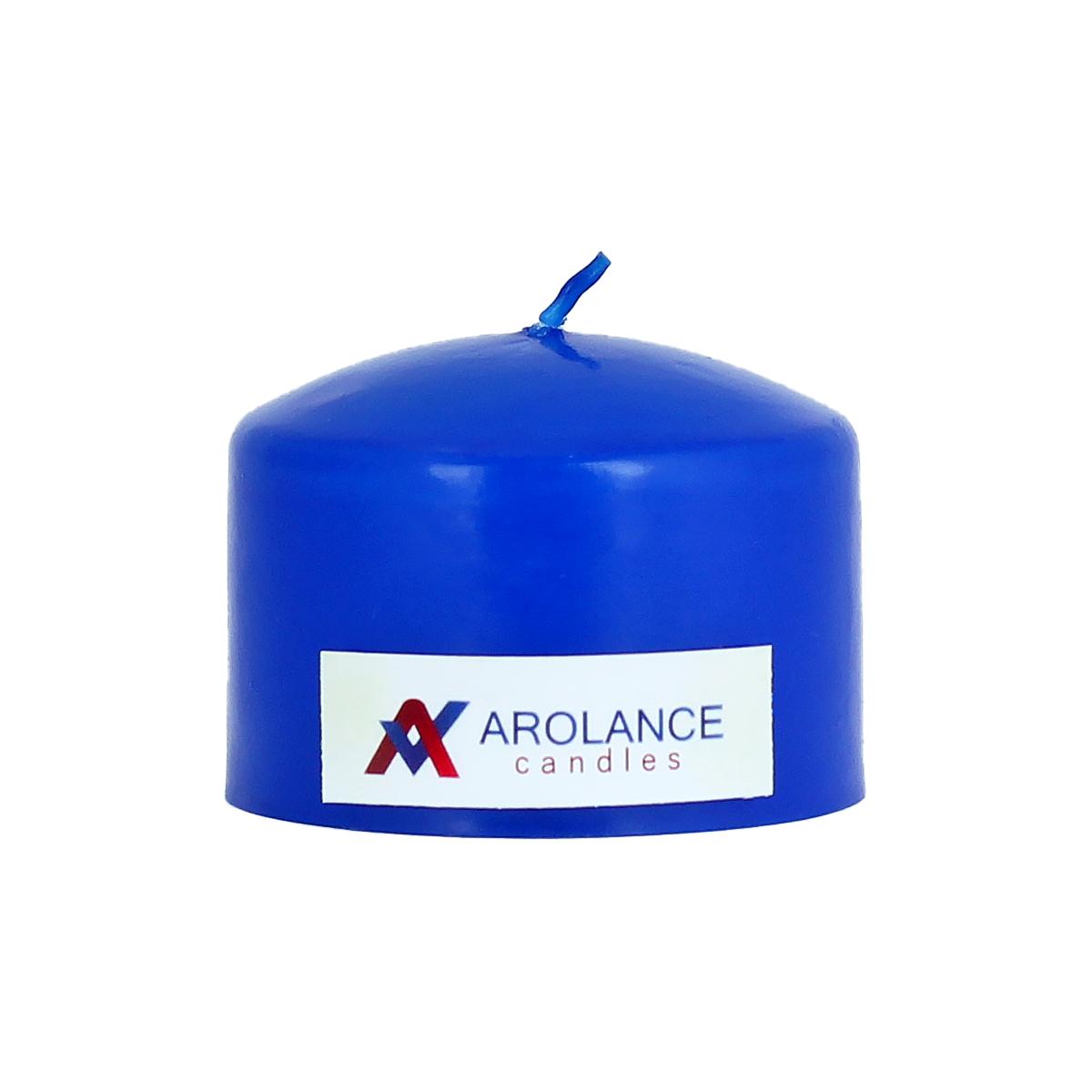 شمع آرولنس طرح استوانه مدل A705
