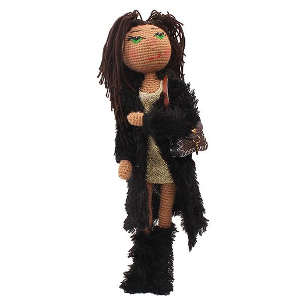 عروسک بافتنی پریا مدل Yasaman03