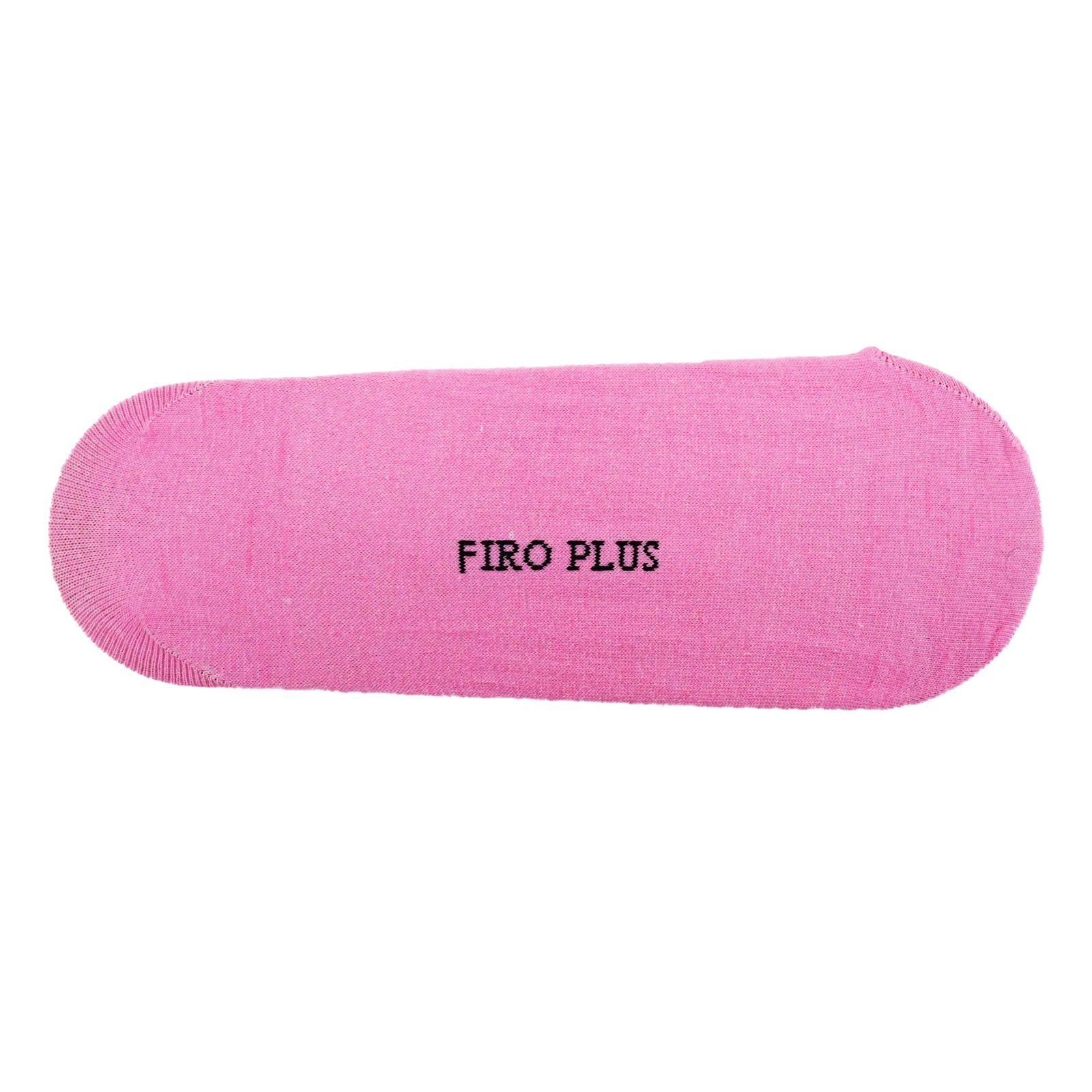 جوراب زنانه فیرو پلاس مدل KL601 مجموعه 6 عددی -  - 6