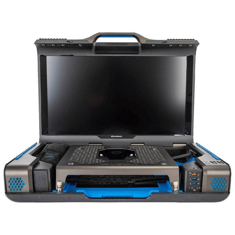 کیف و مانیتور قابل حمل گیمیز مدل G-G155 PX