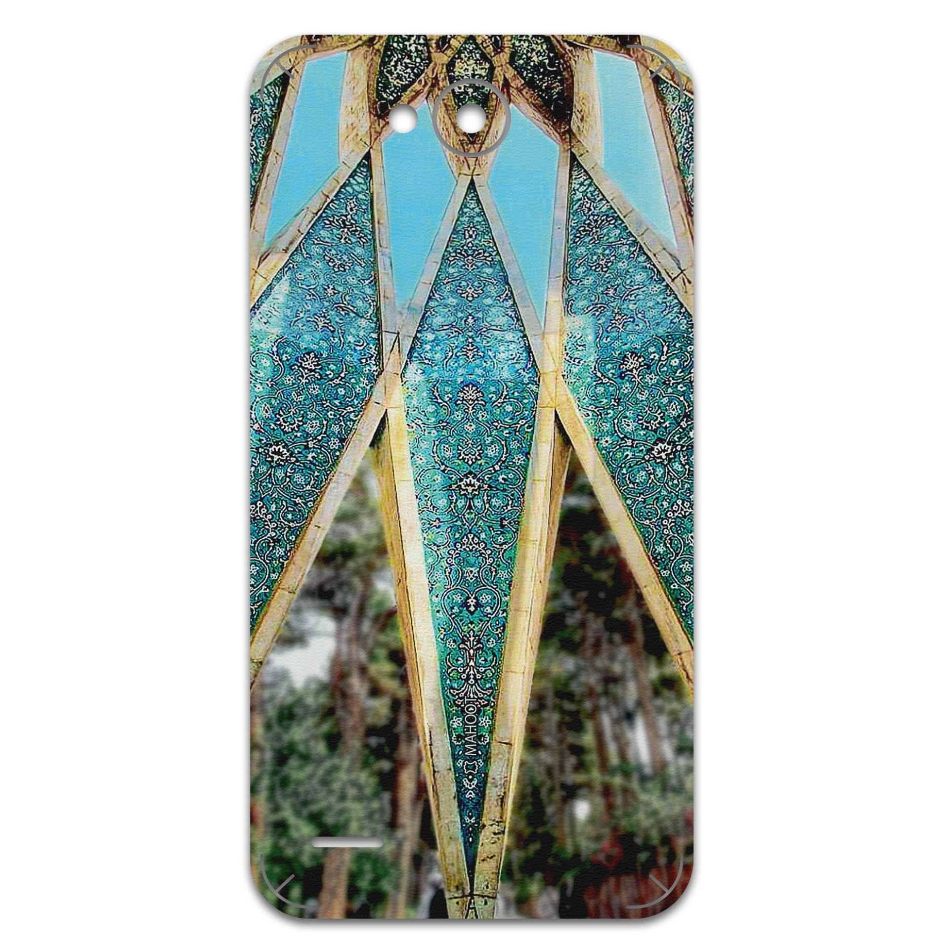 برچسب پوششی ماهوت مدل KHAYAM-Tomb مناسب برای گوشی موبایل ال جی X Power 2