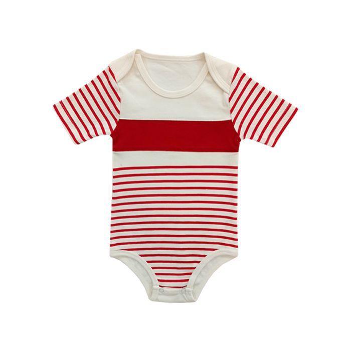 ست بادی و شلوار نوزادی پسرانه کد 012 -  - 2