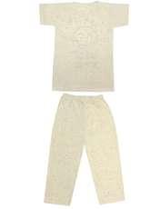 ست تی شرت و شلوارک زنانه کد 505 -  - 1