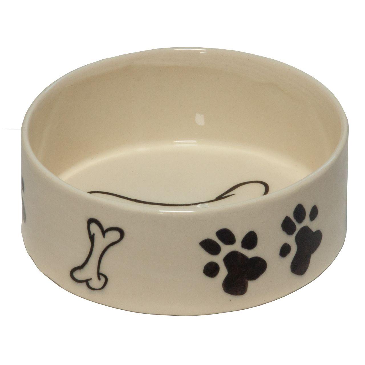 ظرف آب و غذای سگ مدل AH06