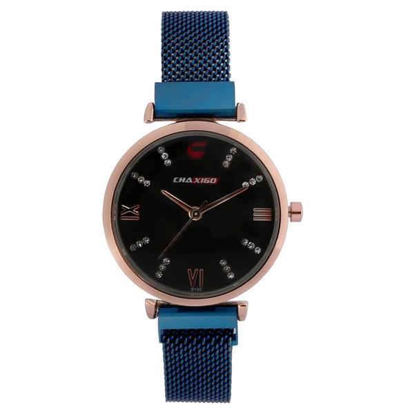 ساعت مچی عقربه ای زنانه چاکسیگو مدل CH 2359 - SO-RZ
