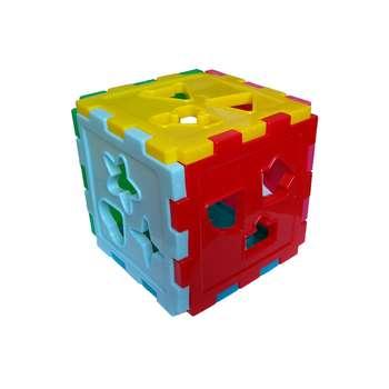 بازی آموزشی طرح مکعب هوش کد 1020