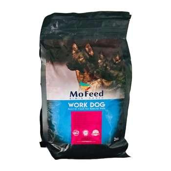 غذای خشک سگ مفید مدل Work کد 030 وزن 2 کیلوگرم