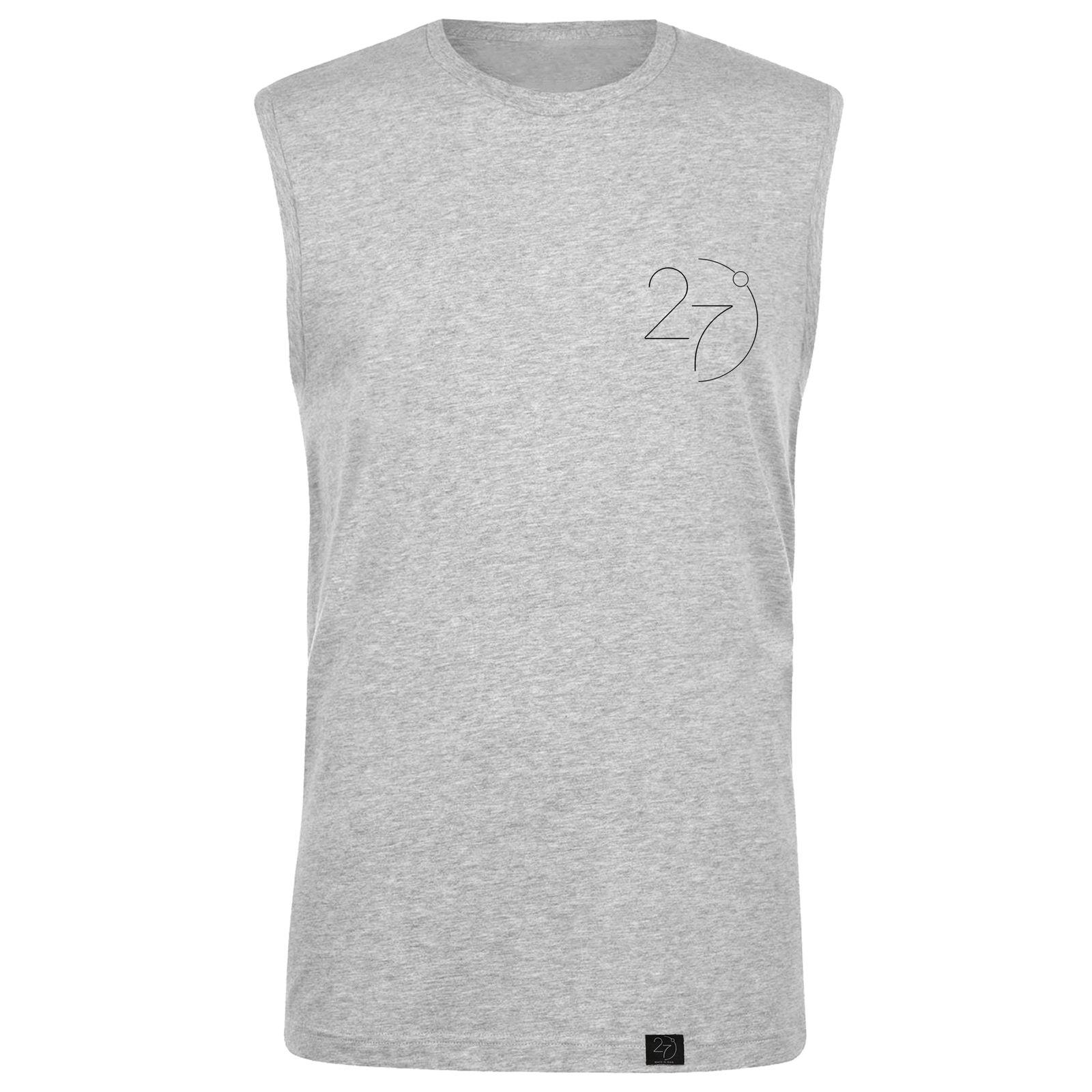 ست تاپ و شلوارک مردانه 27 طرح 27 کد H12 -  - 1