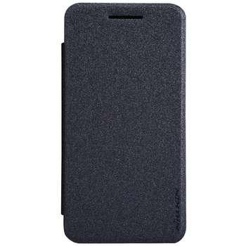 کیف کلاسوری نیلکین مدل New Leather Sparkle مناسب برای گوشی موبایل ایسوس Zenfone 4
