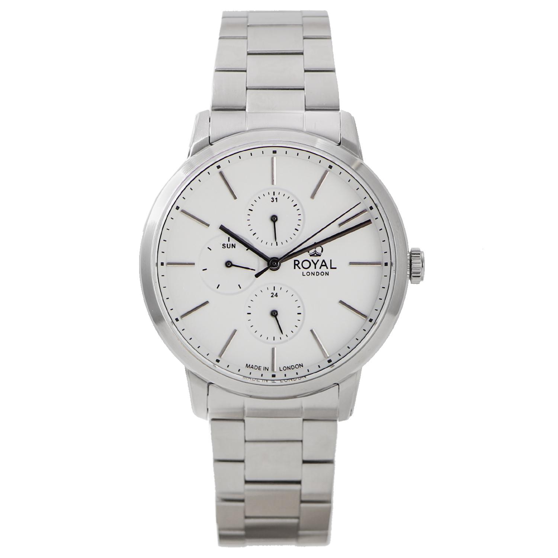 قیمت                      ساعت مچی عقربه ای مردانه رویال لندن مدل RL-41457-04