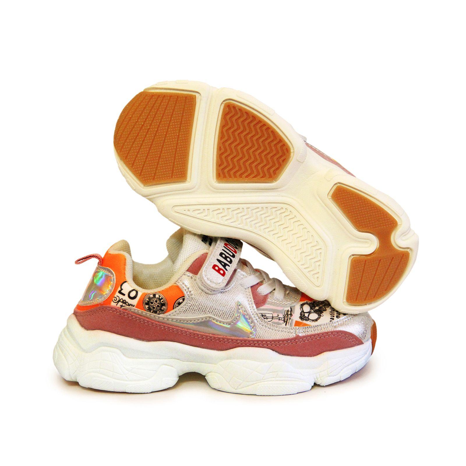 کفش راحتی دخترانه بابوداگ کد ۴۰۷ -  - 2