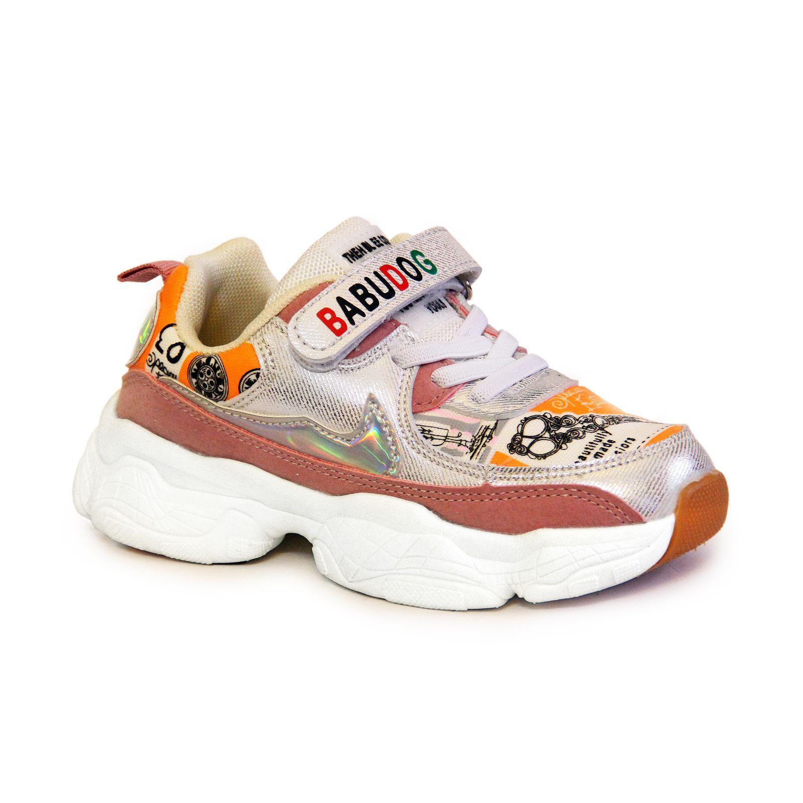 کفش راحتی دخترانه بابوداگ کد ۴۰۷ -  - 3