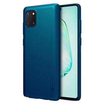 کاور نیلکین مدل Super Frosted Shield مناسب برای گوشی موبایل سامسونگ Galaxy Note 10 Lite