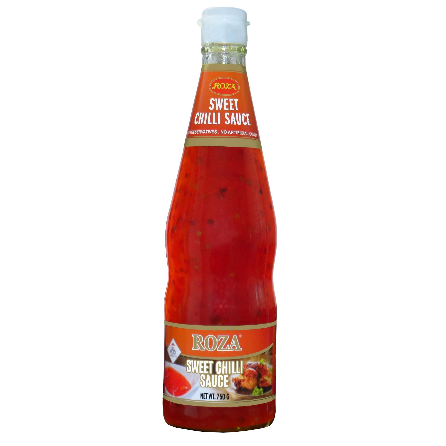 سس سوئیت  چیلی مرغ رزا - 750 گرم