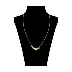 گردنبند طلا 18 عیار زنانه مایا ماهک مدل MM0993