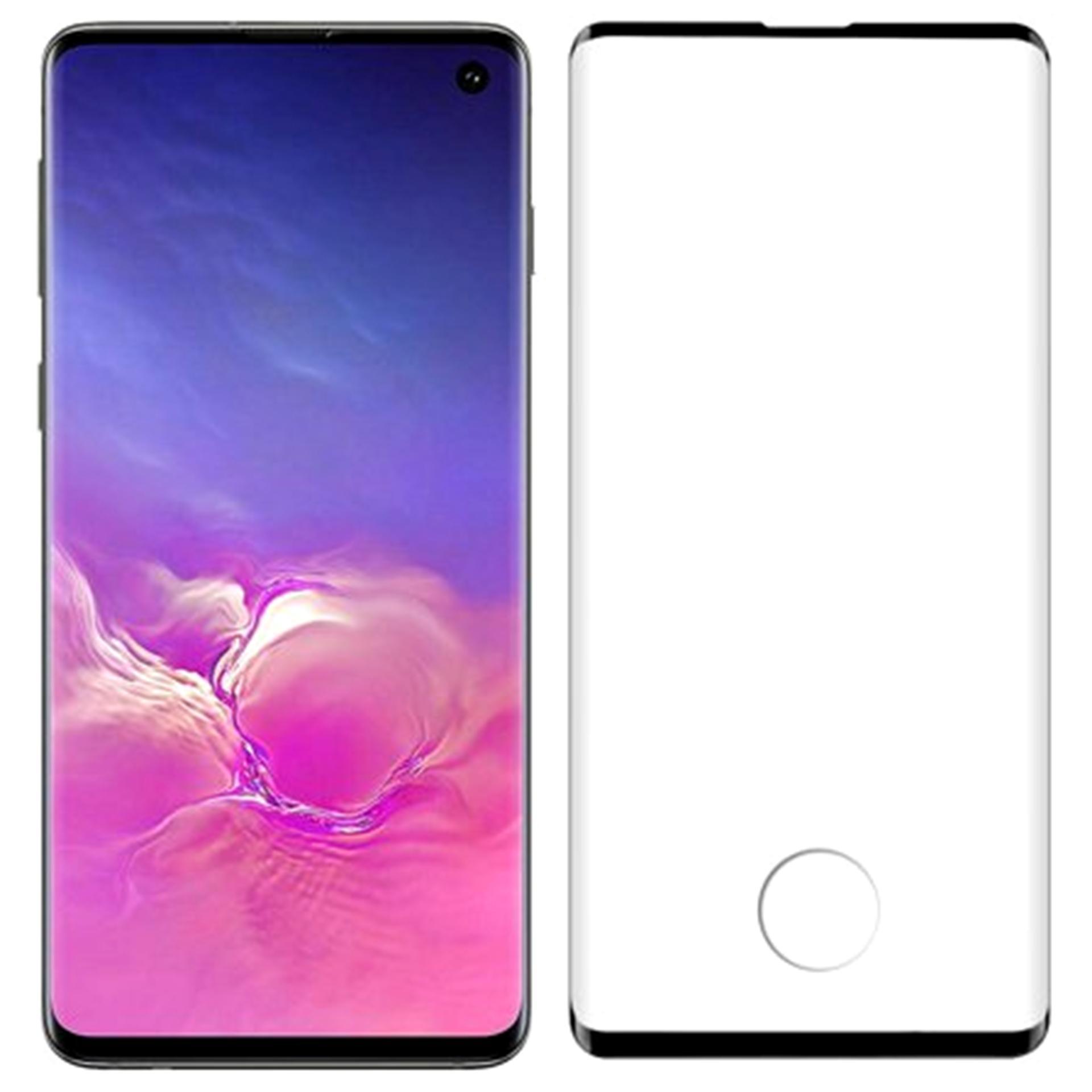 محافظ صفحه نمایش ای ام سی مدل HF-1 مناسب برای گوشی موبایل سامسونگ Galaxy S10 Plus