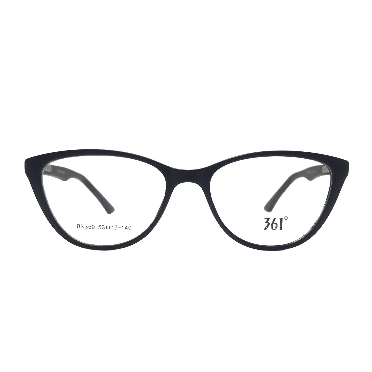 فریم عینک طبی زنانه 361 درجه کد BN350 -  - 1