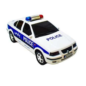 ماشین بازی طرح پلیس مدل سمند