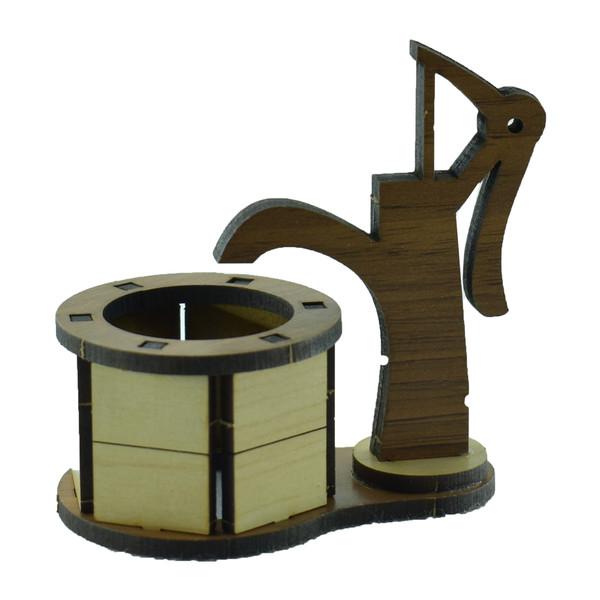 ماکت دکوری طرح تملبه چاه آب